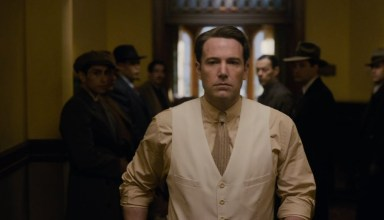 Ben Affleck stars in Warner Bros' LIVE BY NIGHT