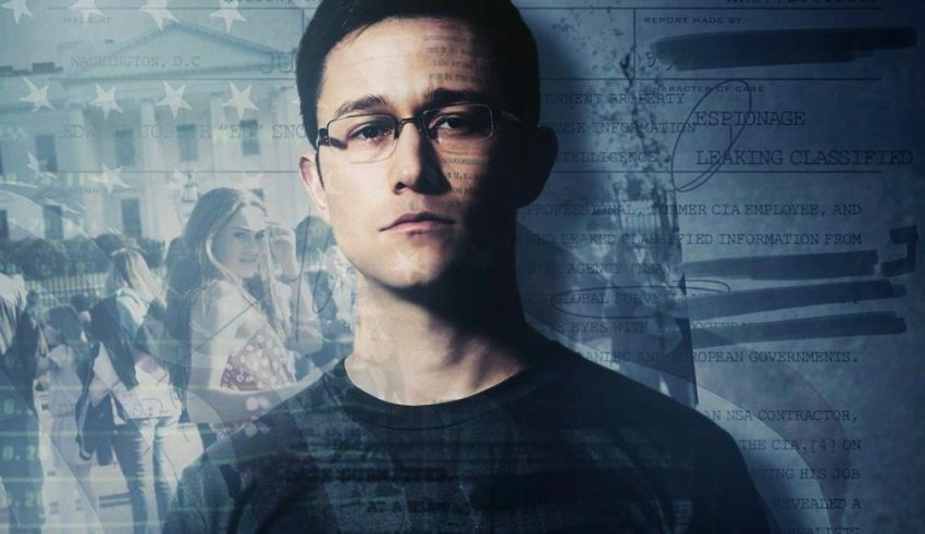 Joseph Gordon-Levitt in Open Road Films' SNOWDEN