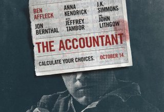 Warner Bros. Poster of THE ACCOUNTANT