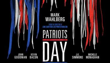 CBS FIlms' Patriots Day Poster Image