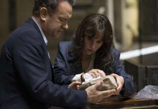 Tom Hanks and Felicity Jones star in Columbia Pictures' INFERNO