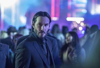 Keanu Reeves stars in Lionsgate's JOHN WICK CHAPTER 2