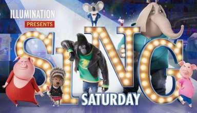 Poster of Illumination Entertainment's SING