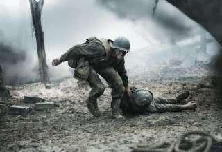 Andrew Garfield stars in Lionsgate's HACKSAW RIDGE