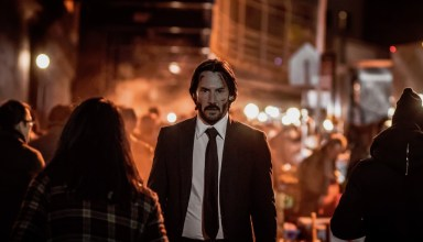 Keanu Reeves stars as 'John Wick' in Lionsgate's JOHN WICK: CHAPTER 2.
