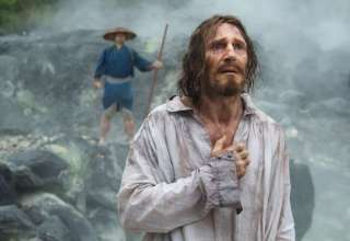 Liam Neeson stars in Paramount Pictures' SILENCE