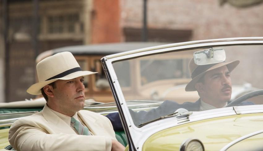 Ben Affleck and Chris Messina star in Warner Bros. Pictures' LIVE BY NIGHT