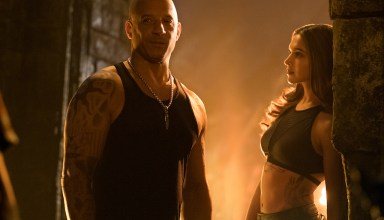 (L-r) Vin Diesel and Deepika Padukone star in Paramount Pictures' xXx: Return of Xander Cage