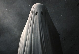 Poster of A24's A GHOST STORY