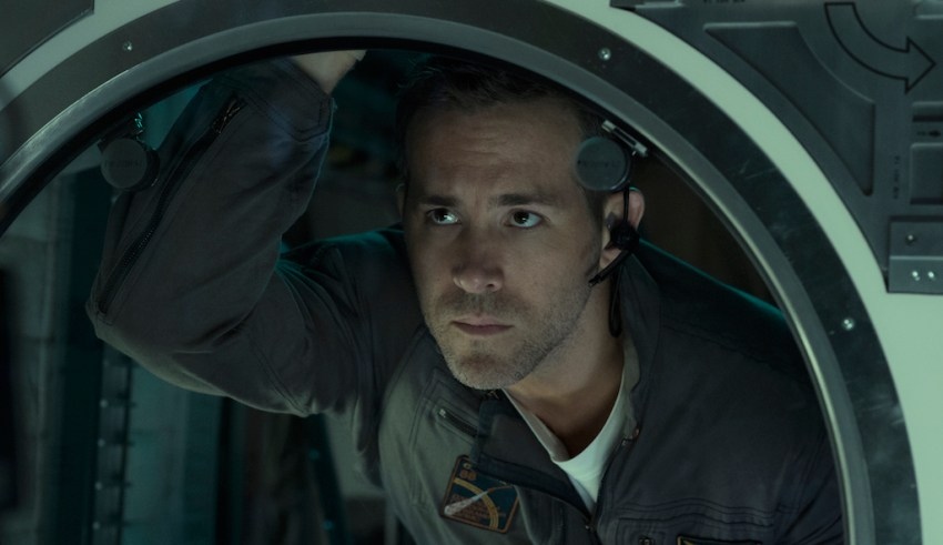 Ryan Reynolds stars in Columbia Pictures' LIFE