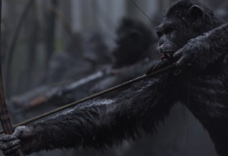 20th Century Fox's WAR OF THE PLANET OF THE APES