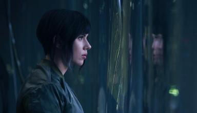 Scarlett Johannson stars in Paramount Pictures' GHOST IN THE SHELL