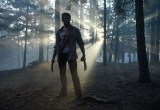 Hugh Jackman stars in 20th Century Fox's LOGAN