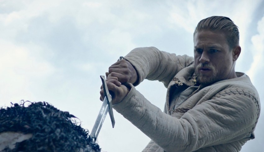 Charlie Hunnam stars in Warner Bros. Pictures' KING ARTHUR: LEGEND OF THE SWORD