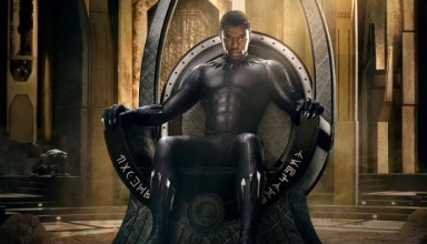 Poster art for Marvel's BLACK PANTHER