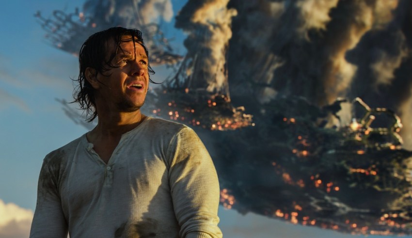 Mark Wahlberg stars in Paramount Pictures' TRANSFORMERS: THE LAST KNIGHT