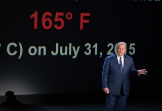 Al Gore in Paramount's AN INCONVENTIANT SEQUEL: TRUTH TO POWER