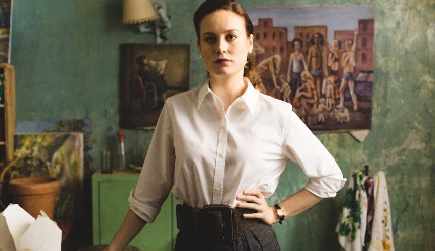 Brie Larson stars in Lionsgate Films' THE GLASS CASTLE