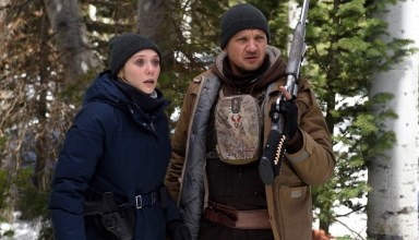 Elizabeth Olsen and Jeremy Renner star in The Weinstein Company's WIND RIVER