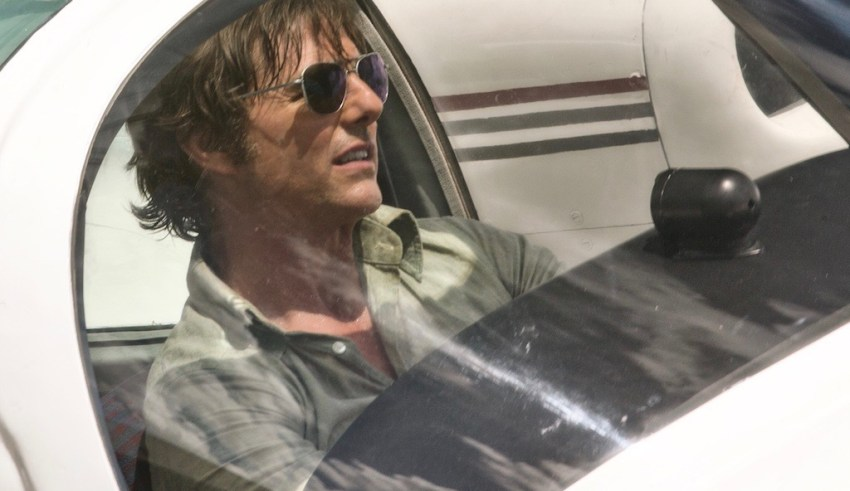 Tom Cruise stars in Universal Pictures' AMERICAN MADE
