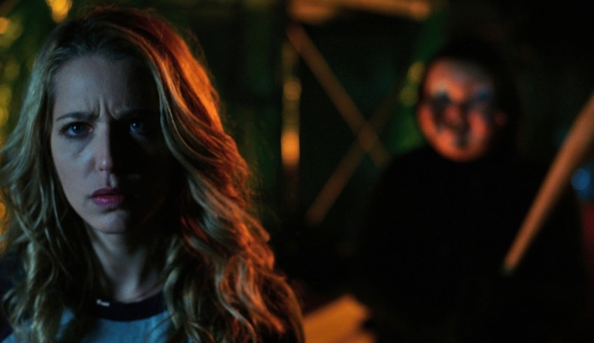 Jessica Rothe stars in Universal Pictures' HAPPY DEATH DAY