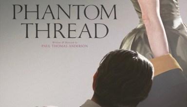 Poster Image pf Focus Features' PHANTOM THREAD