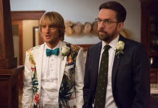 Owen Wilson and Ed Helms star in Warner Bros. Pictures' FATHER FIGURES