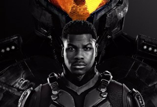 John Boyega stars in Legendary Pictures' PACIFIC RIM UPRISING