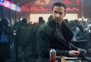 Ryan Gosling stars in Warner Bros. Pictures' BLADE RUNNER 2049