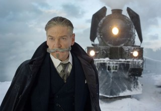 Kenneth Branagh stars in 20th Century Fox's MURDER ON THE ORIENT EXPRESS