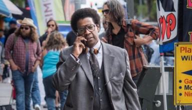 Denzel Washington stars in Columbia Pictures' ROMAN J. ISRAEL ESQ.