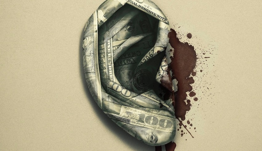 Poster image of Sony Pictures' ALL THE MONEY IN THE WORLD