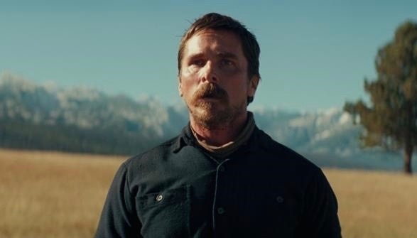 Christian Bale stars in Entertainment Studios' HOSTILES