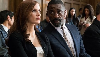 Jessica Chastain and Idris Elba stars in STX Entertainment's MOLLY'S GAME