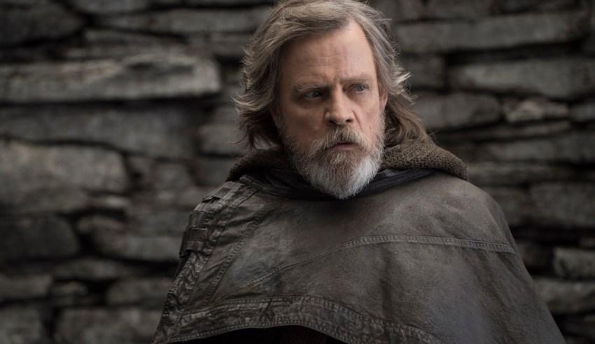 Mark Hamill stars in Walt Disney's STAR WARS: THE LAST JEDI