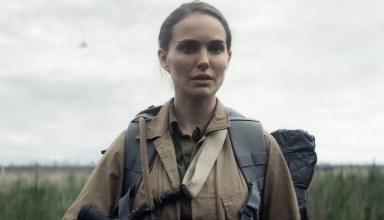 Natalie Portman stars in Paramount Pictures' ANNIHILATION