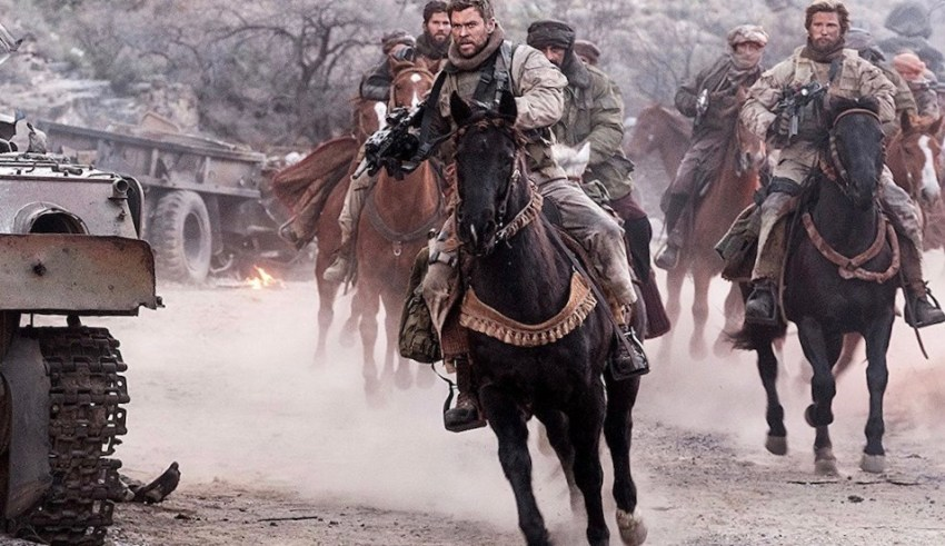 Chris Hemsworth stars in Warner Bros. Pictures' 12 STRONG