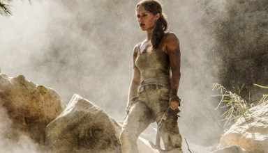 Alicia Vikander stars in Warner Bros. Pictures' TOMB RAIDER