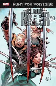 HUNT FOR WOLVERINE: CLAWS OF A KILLER COVER
