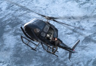 Tom Cruise as Ethan Hunt in Paramount Pictures' MISSION: IMPOSSIBLE - FALLOUT