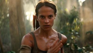 Alicia Vikander stars in Warner Bros. Pictures' TOMB RAIDER