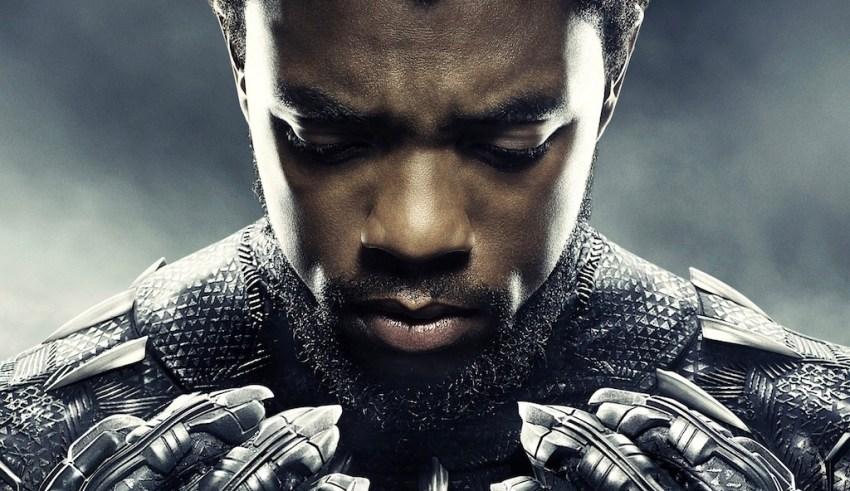 Chadwick Boseman in Marvel Studios' BLACK PANTHER