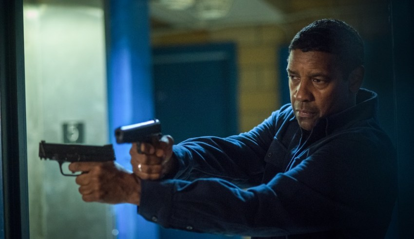 Denzel Washington stars in Columbia Pictures' THE EQUALIZER 2