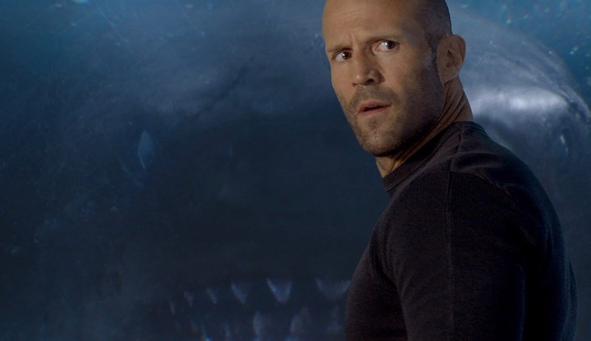 Jason Statham stars in Warner Bros. Pictures' THE MEG
