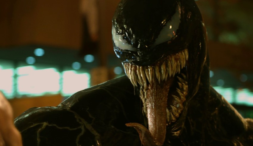 Image from Sony Pictures' VENOM