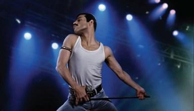 Rami Malek stars in 20th Century Fox's BOHEMIAN RHAPSODY