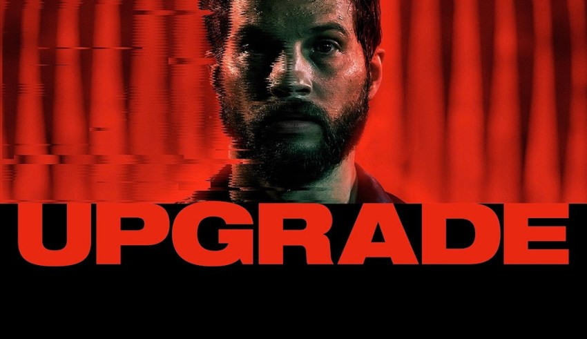 Logan Marshall Green stars in Blumhouse Productions' UPGRADE