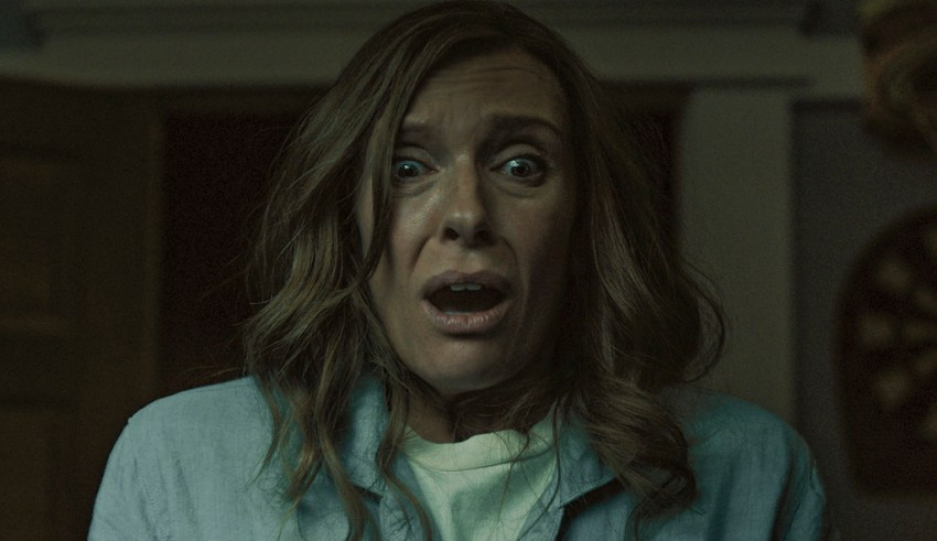 Toni Collette stars in A24 Films' HEREDITARY