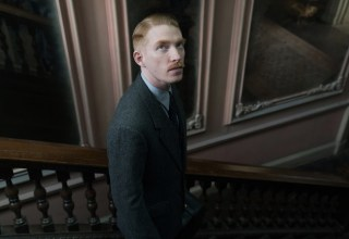 Domnhall Gleeson stars in Focus Features' THE LITTLE STRANGER