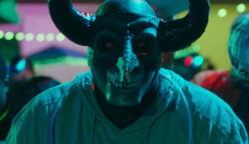 Universal Pictures' THE FIRST PURGE